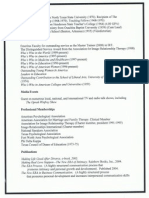 Resume Page 3