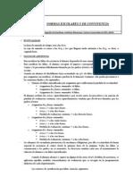 Normas de Convivencia del CPES El Pilar