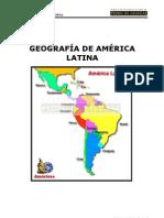 guia geografía de américa latina