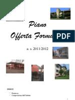 """P.O.F 2012 Istituto Comprensivo """"G. Galilei"""" Busto Arsizio"""