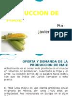 PRODUCCION DE MAIZ1