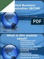 BCOM Lecture 1 (1)