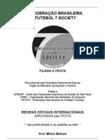 Livro de Regras Oficial 2008