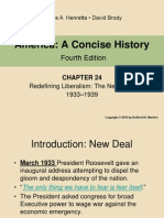 Ch24 New Deal 79 Slides