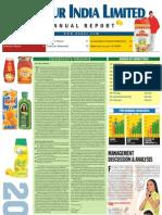 Dabur Annual Report 05-06