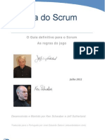 Scrum Guide 2011 - PTBR