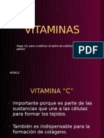 VITAMINAS 3