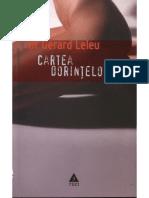 Cartea Dorintelor - Gerard Leleu