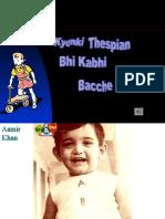 Actor Childhood