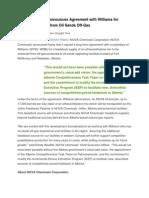 Nova Chemicals News Release - Mar. 28, 2011