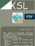 XSL Presentation
