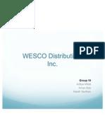 WESCO Distribution, Inc