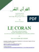 Arabic Coran Preface Et Introduction