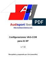 Configuraciones VAG-COM Para A3 8P