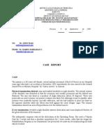 AAEM Case Report