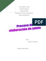 PROYECTO Red de Petri Poduccion de Jabon