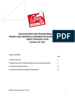 Finger Lakes Draft Strategic Plan 10-24-11