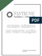 CURSO BÁSICO DE VENTILAÇÃO
