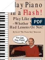CN - METODO PARA PIANO - InICIANTES - Play Piano in a Flash! (Fake Book Playing From Pbs Show)