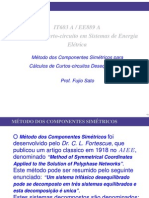 as componentes simétricas