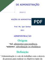 Aula 1_Processo administrativo