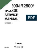 ir 3300 code list power supply printed circuit board rh scribd com Canon imageRUNNER Error Codes imageRUNNER 2525