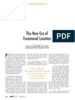 Foramenal Location