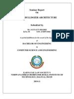 Amd's Buldozer Architecture