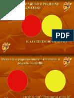 o Pequeno Amarelo e Pequeno Vermelho[1]
