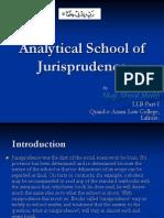 Analytical School of Jurisprudence