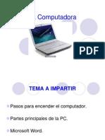 el computador inicios