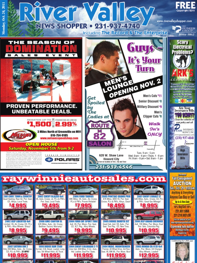 River Valley News Shopper October 24 2011 Domestic Violence Weed Eater Diagram Parts List For Model 1208 Weedeaterparts Grass General Educational Development