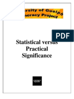 A_Statistical Versus Practical Significance