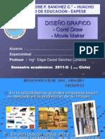 Diseño Gráfico COREL DRAW y Movie Maker
