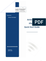 AirStrip OB iPhone Quick Start Guide 1010