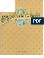 PRESIDENTES DE LA IGLESIA - Manual