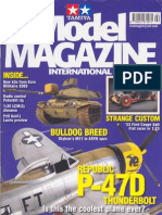 Tamiya Model Magazine International 102 2003-12 2004-01