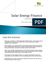 2. Solar Energy Finance_Stern Brothers