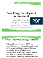 4. Solar Energy Development-Mcohen_NEP