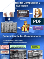 Generaciones Del or
