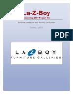 La Z Boy Project