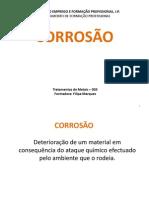 CORROSÃO