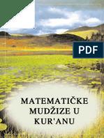 Математички чуда во Благородниот Куран (bosanski)