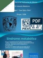 Presentacion Sx Metabolico