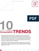 10 Affluent Chinese Consumption Trends