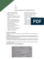 Protocolos de Anestesia Aceptados Para Roedores Adultos