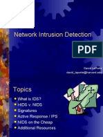 Security(Network Intrusion Detection)