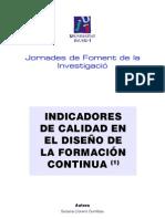llorens_indicadores diseño formacion continua