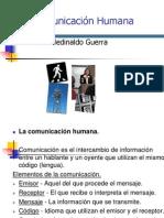 4 La comunicación Humana