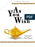 As You Wish - Bob Proctor
